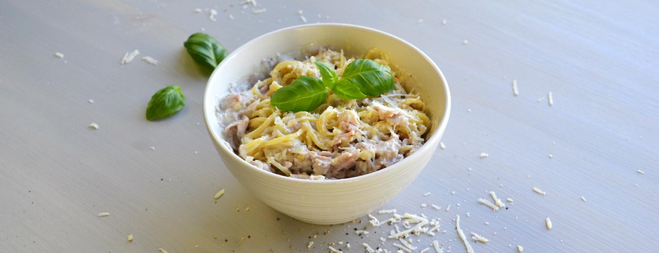 Pasta carbonara och 8 övriga enkla pastarätter