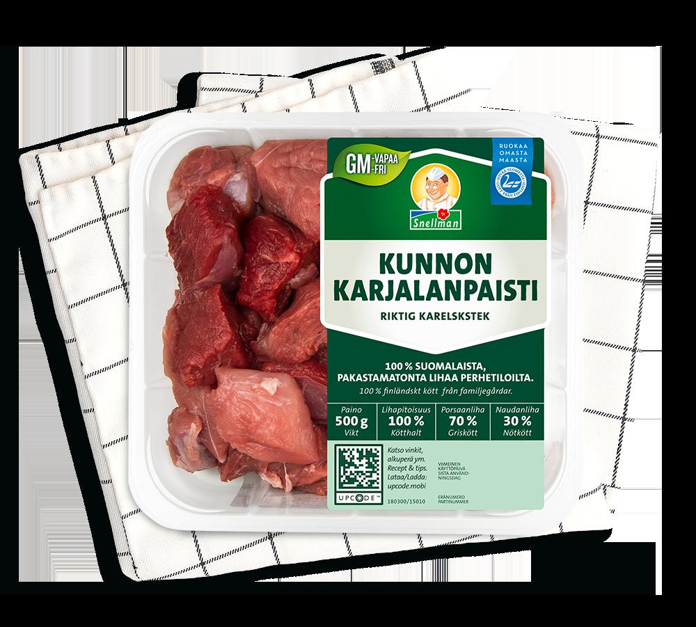 Äkta Karelskstek 1