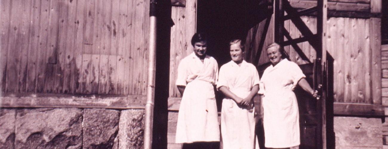 1950-talet - Företagsstart och flytt till Jakobstad