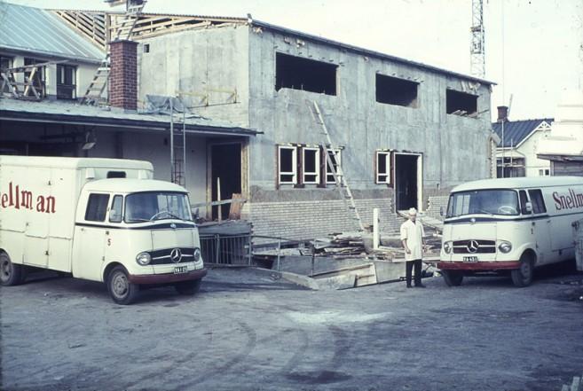 1960-luku - Maaseudun markkinoille 3