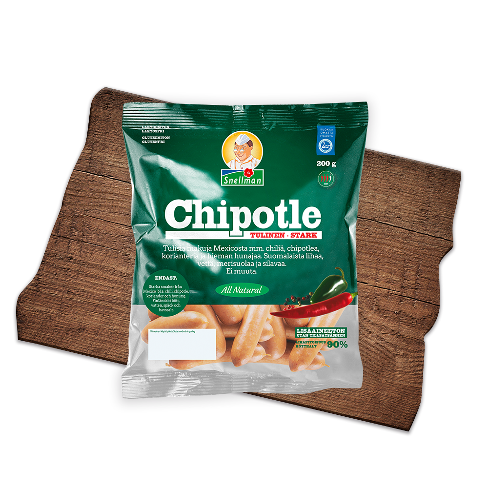 All Natural Chipotle 200 g