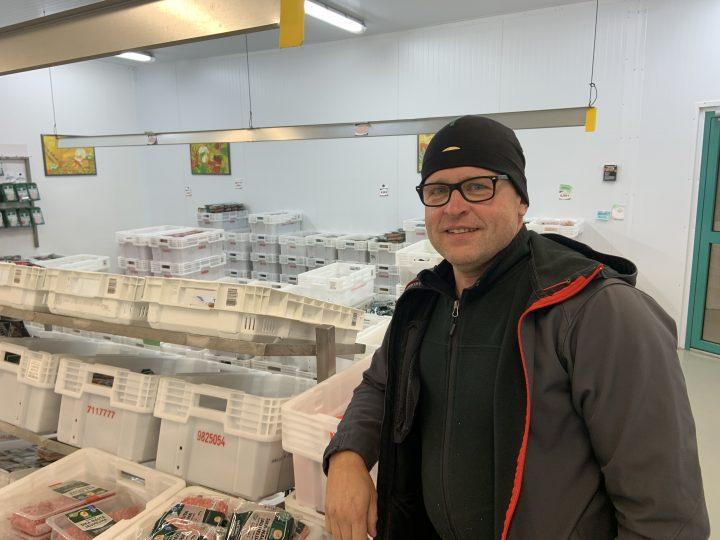 """Att minska svinnet på tapeten året om på Snellmans: """"Det som är ätbart skall ätas"""""""