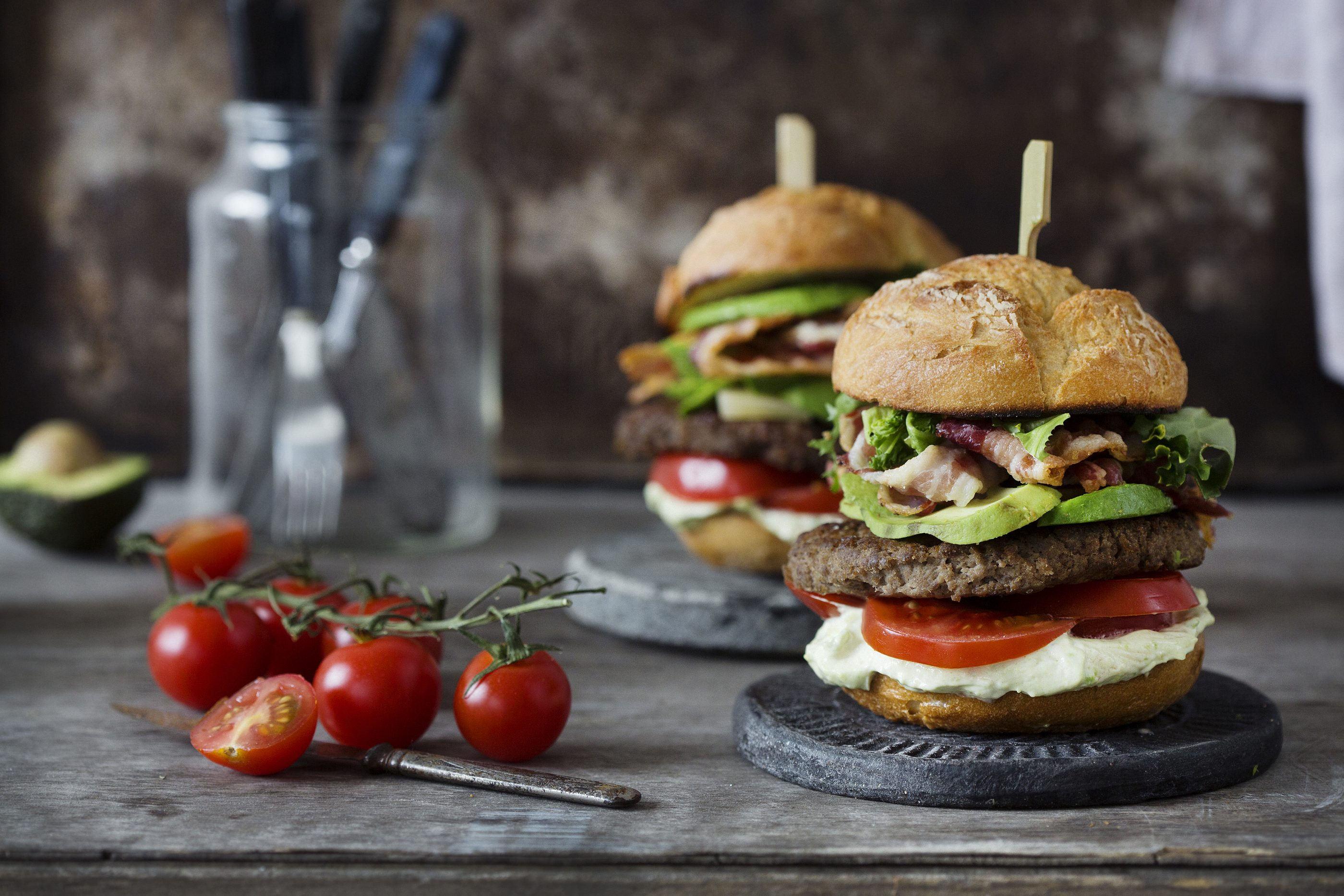 BLT -burgeri