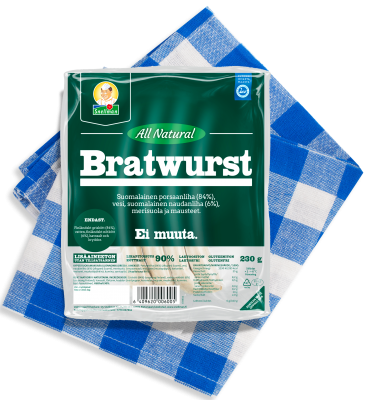 All Natural Bratwurst 2