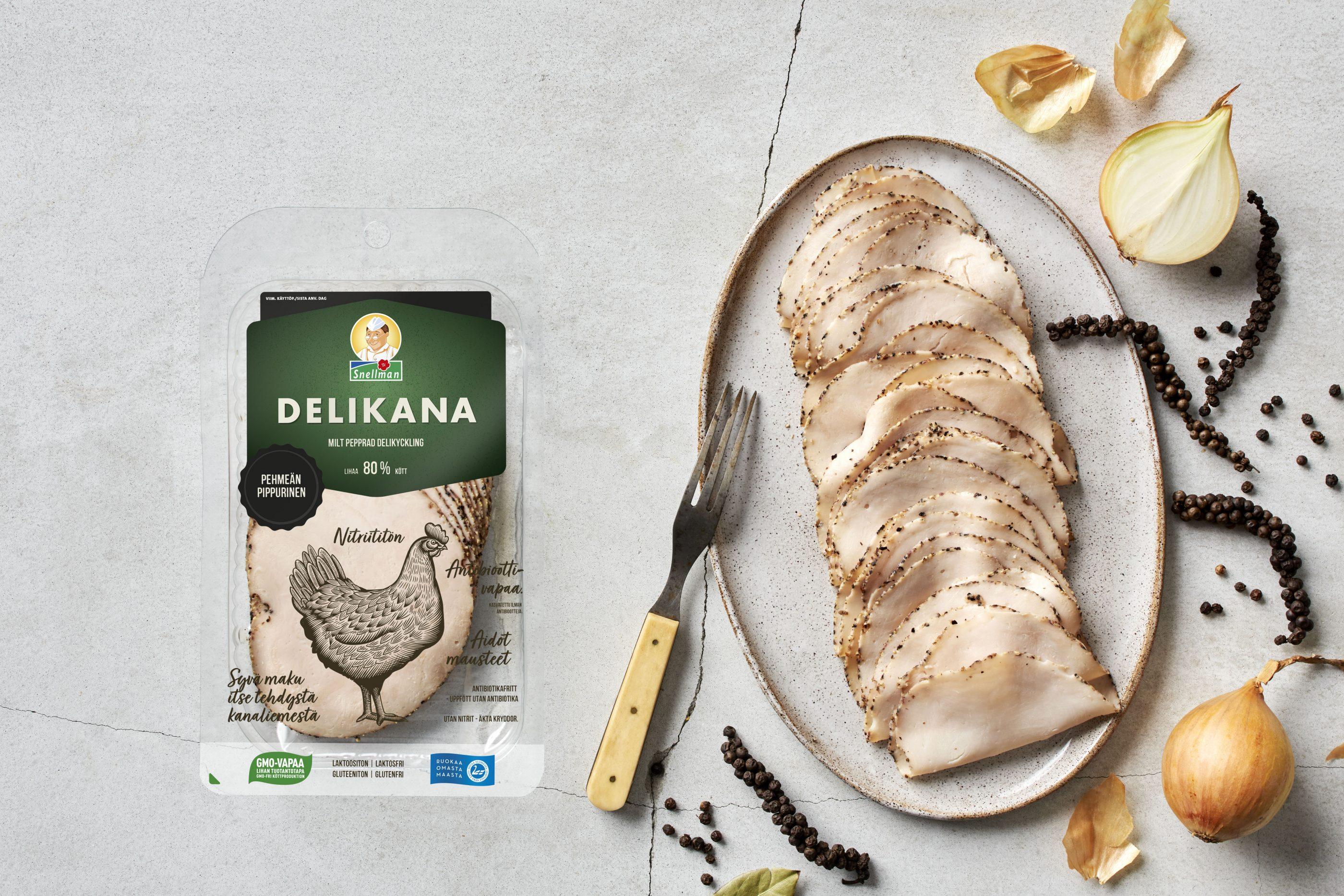 Frontpage Delikana