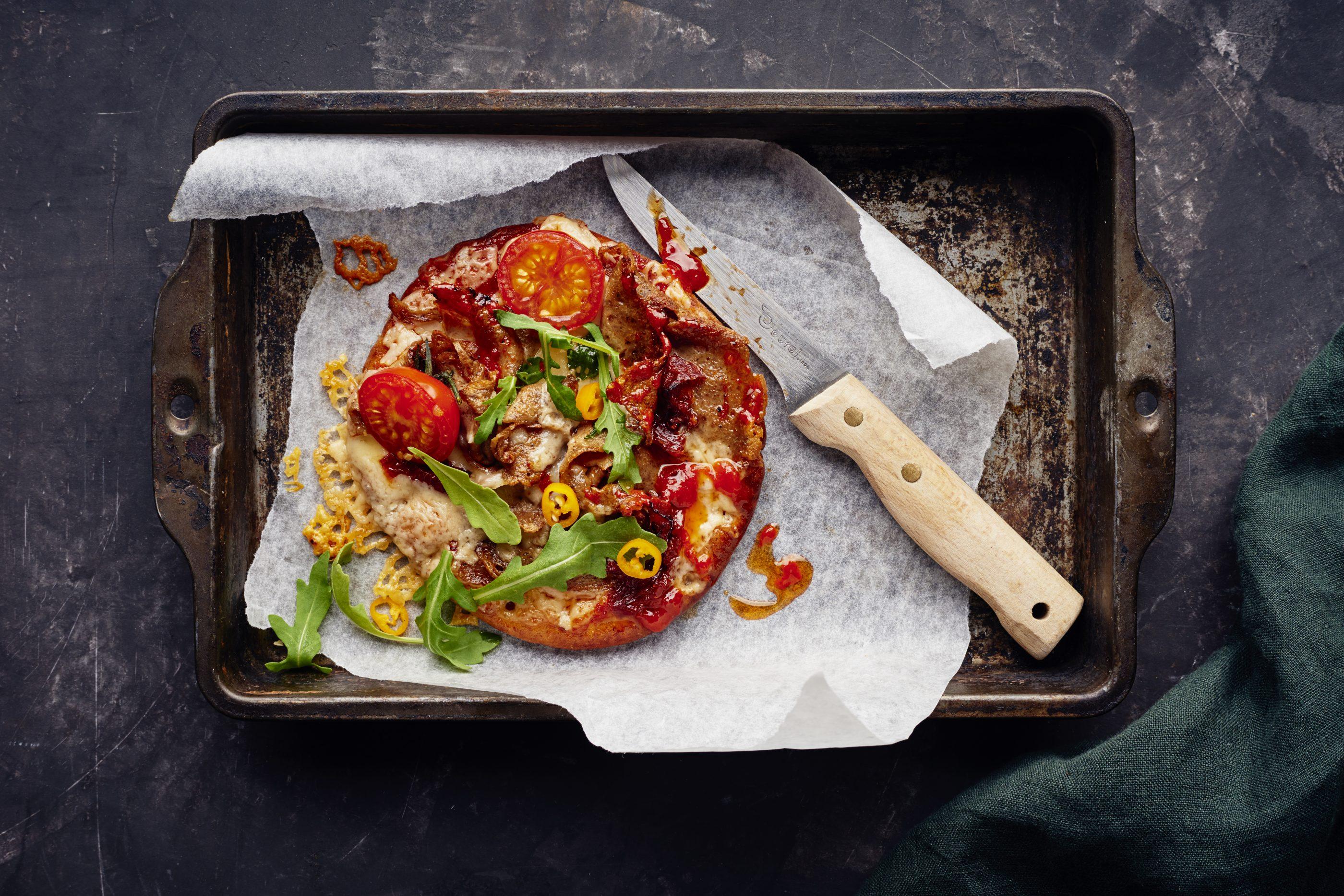 Grillattut kebab-uunileivät
