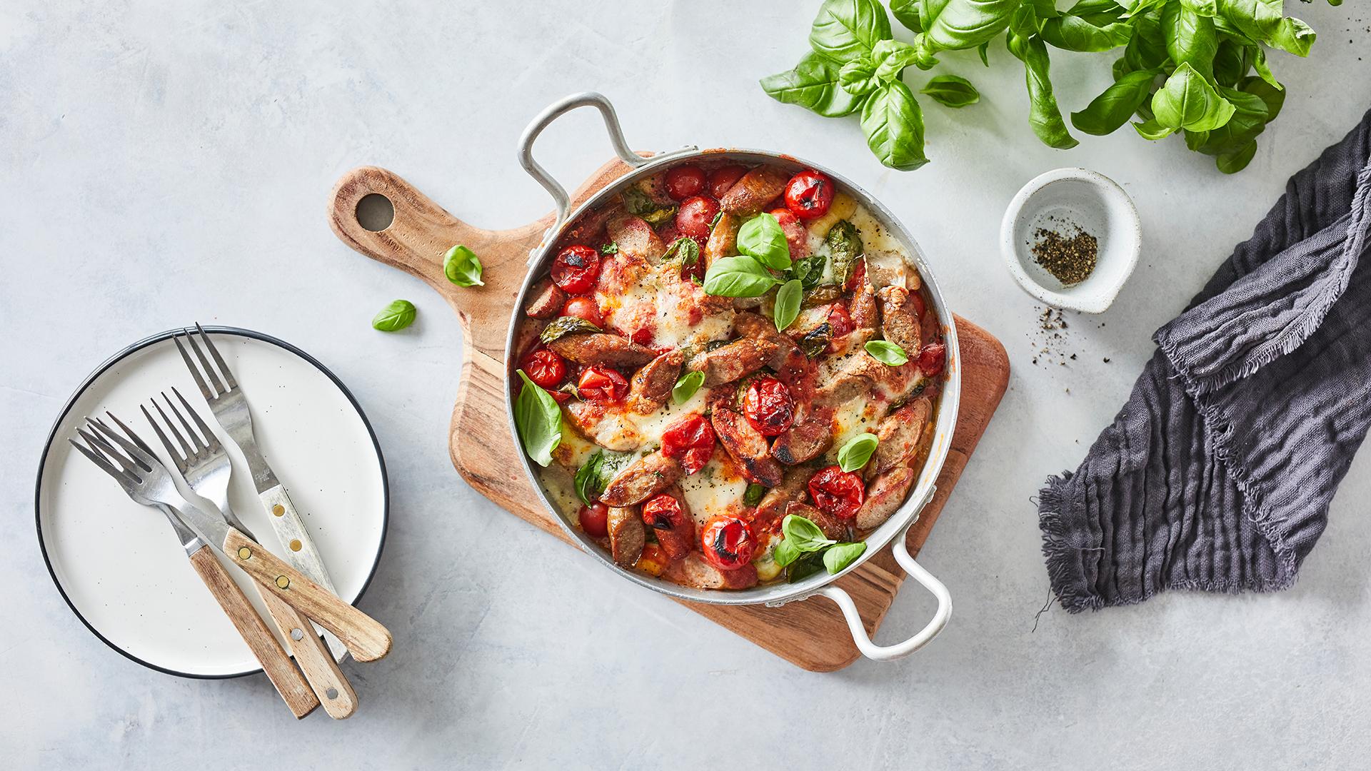 Salsiccia-gnocchivuoka