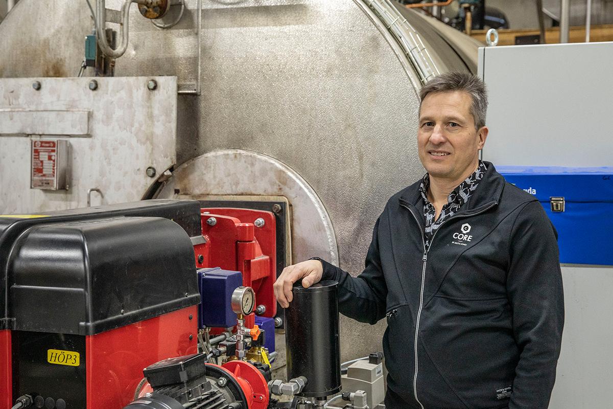 Markus Snellman kertoo Snelmannin tekemistä ilmastoteoista