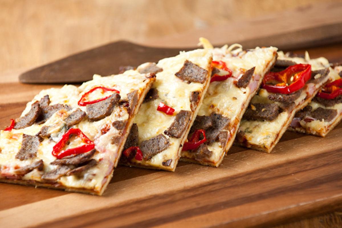 Karppaus pizza