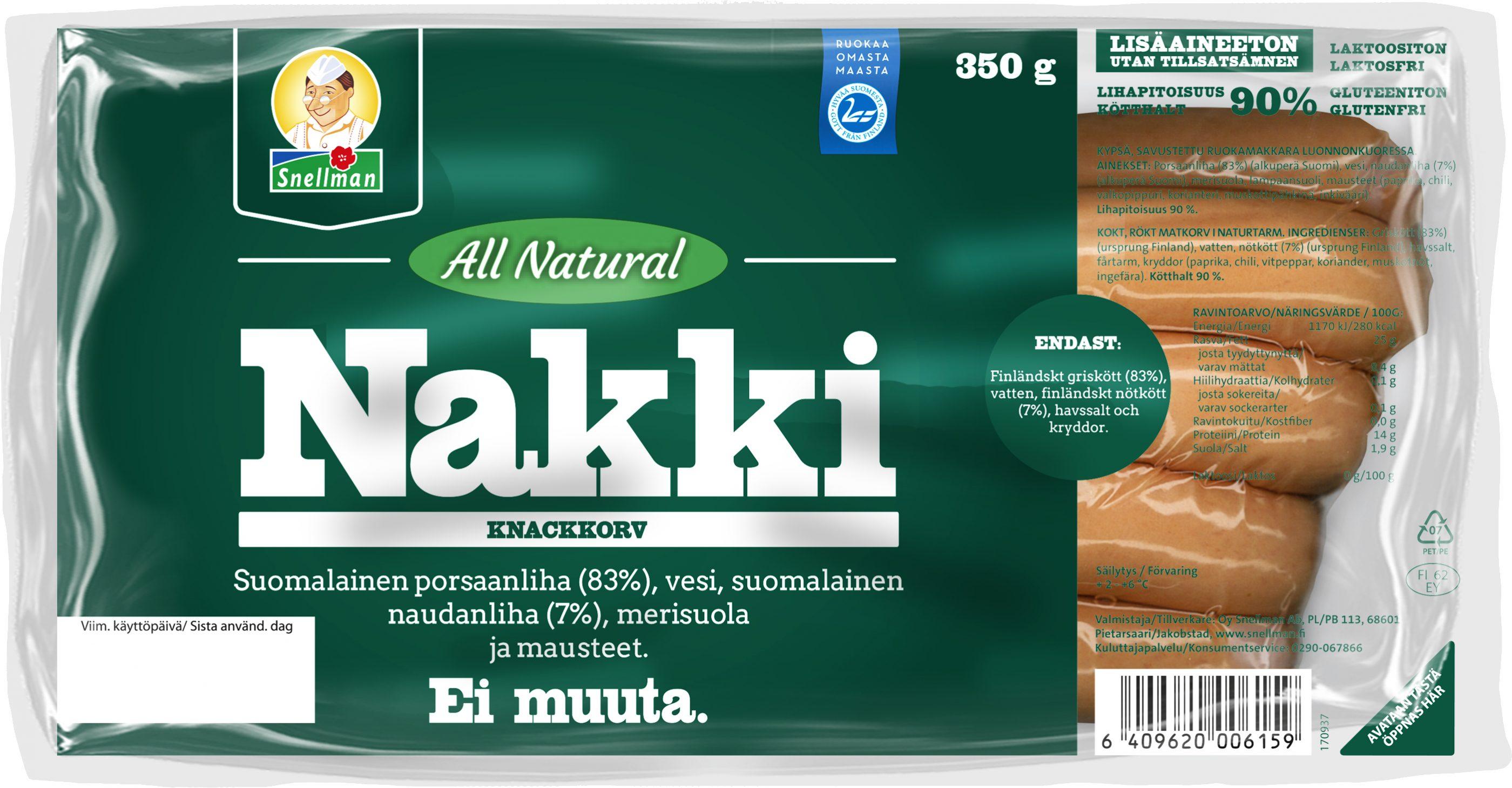 All Natural Nakki