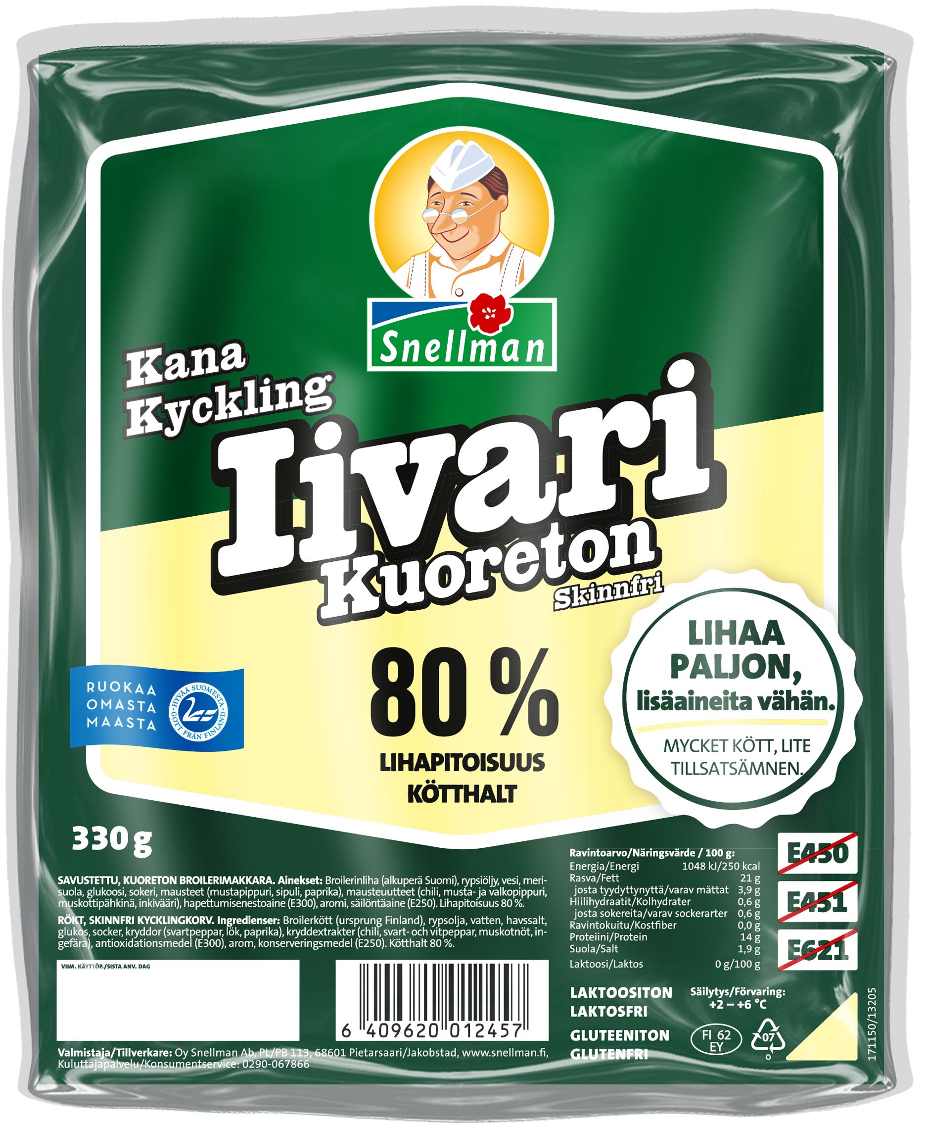 Kana Iivari 330 g