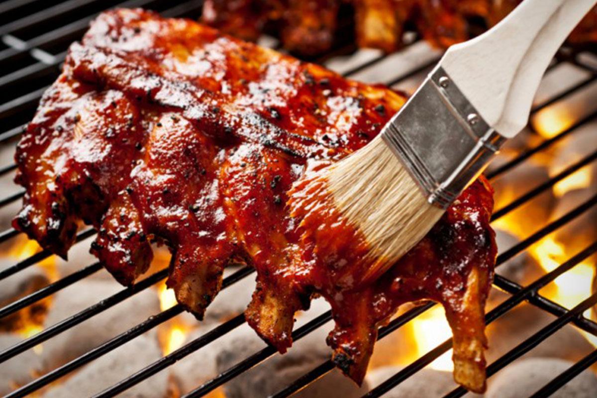 Lihan marinointi  ja esivalmistelu grillausta varten 1