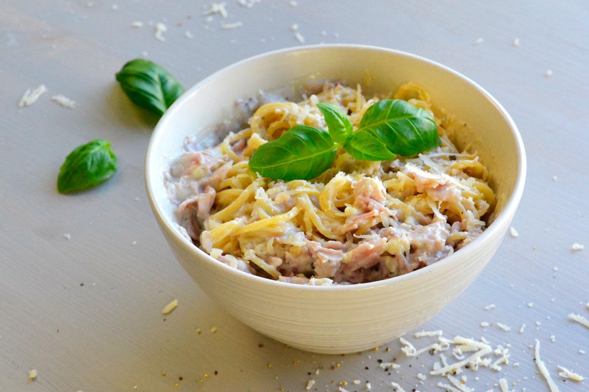 Pasta Carbonara ja 9 muuta helppoa pastareseptiä