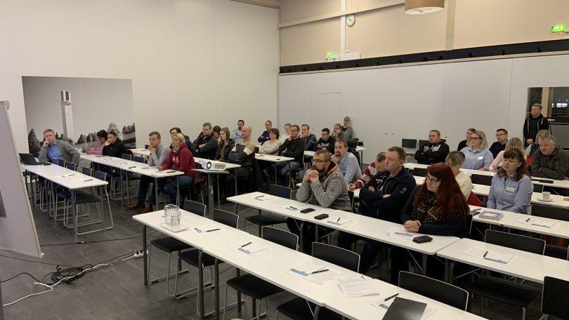 """Svensk inspiration för finska producenter på väg mot fri grisning: """"Eget intresse och genuin vilja är avgörande"""" 1"""