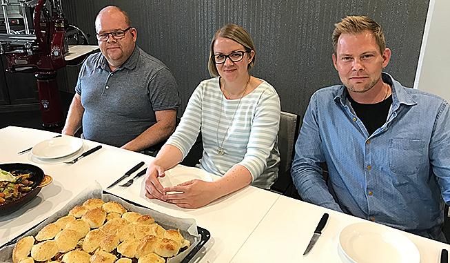 Ove Snellman Johanna Salo Kai Meyer