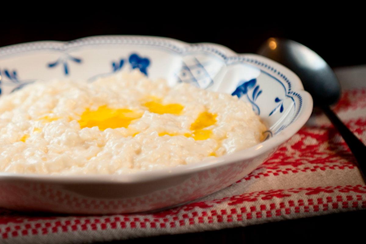 Riisipuuro 1