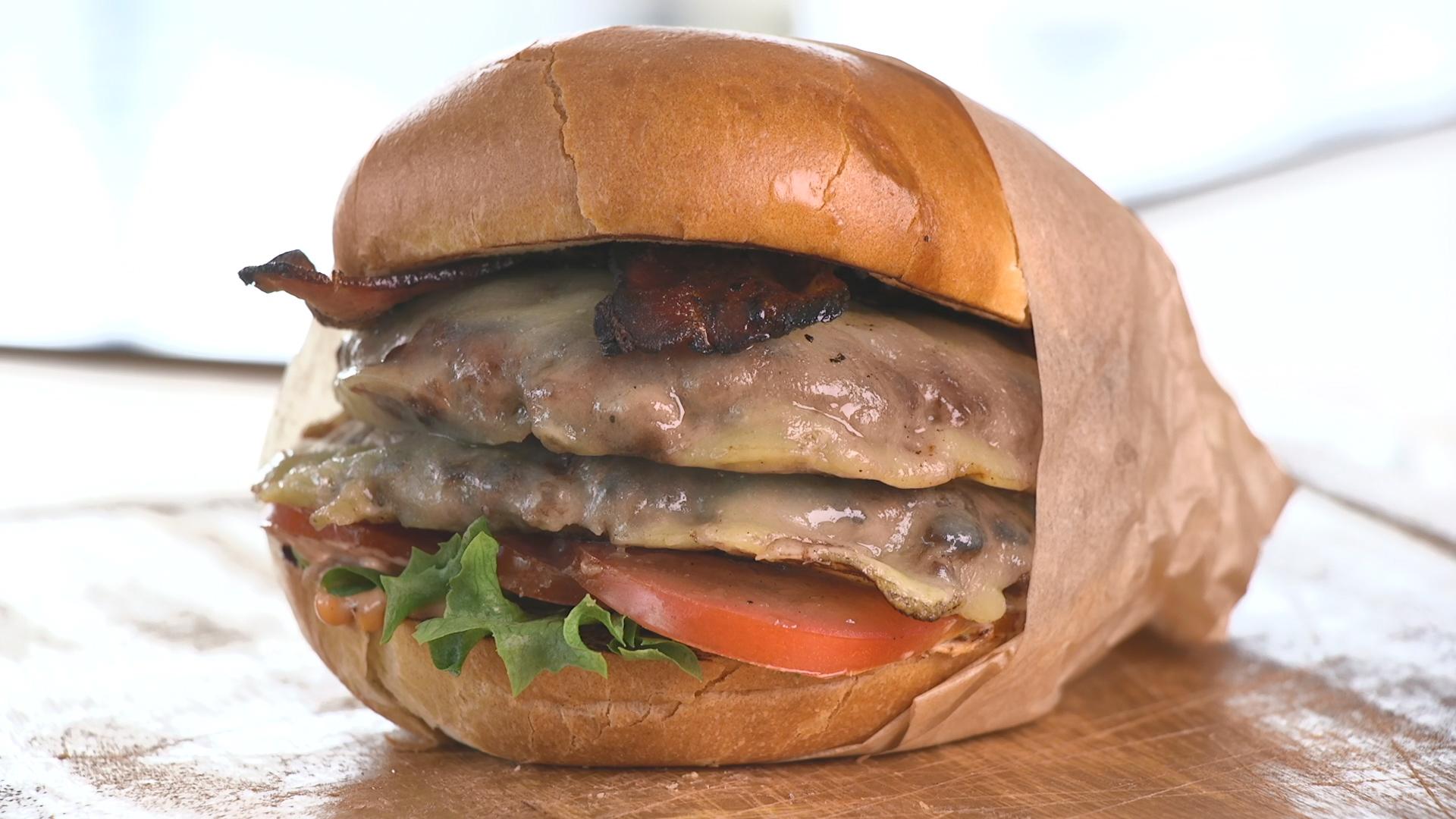 Smashburger tuplana