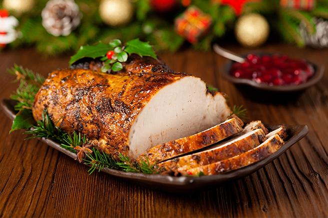 ruotsalainen kinkku on hyvin pitkälti samanlainen kuin suomalainen joulukinkku