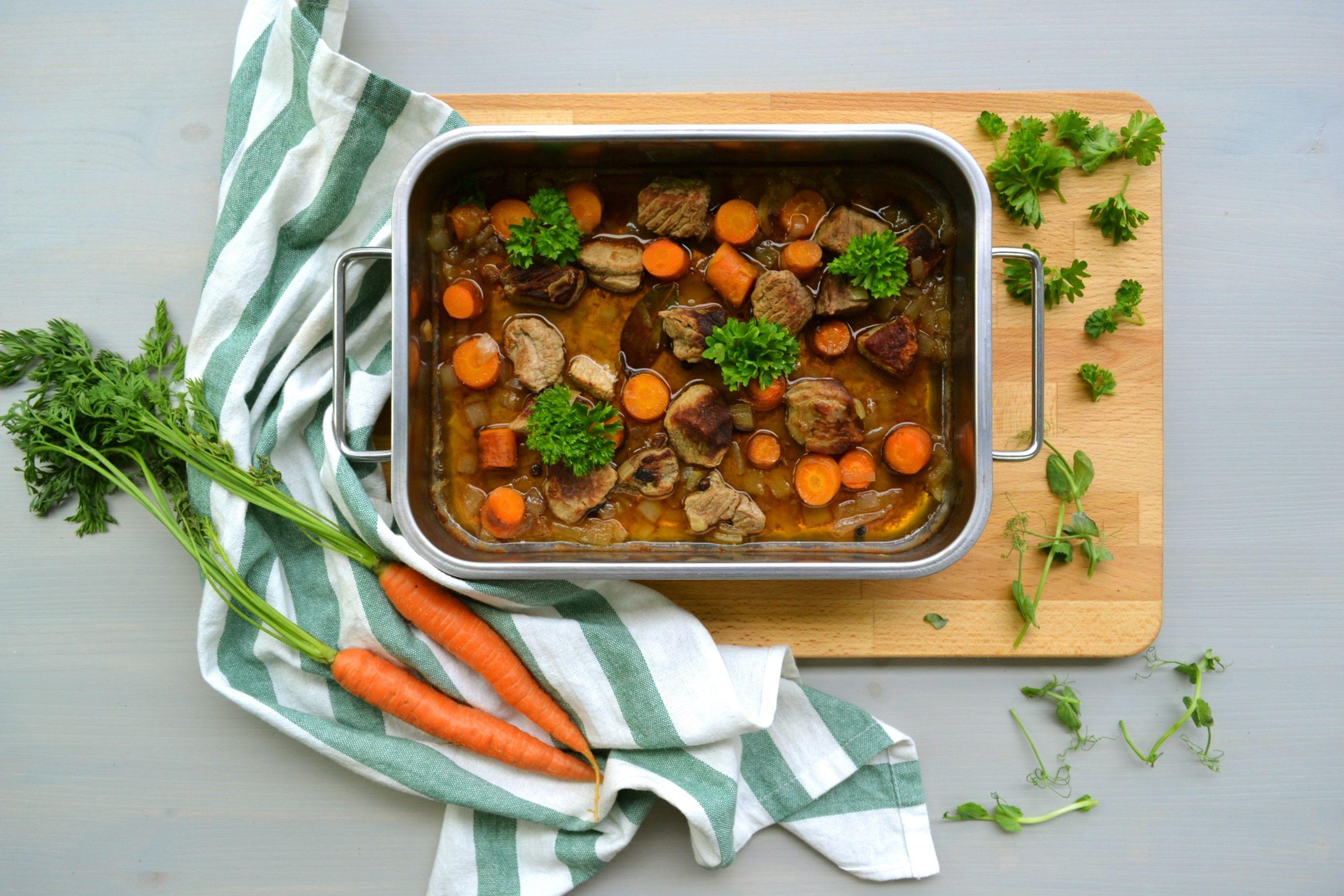 Recept på karelsk stek + 7 andra gryträtter från världens kök
