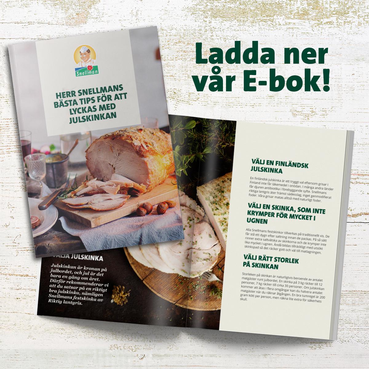 Julskinka e-book
