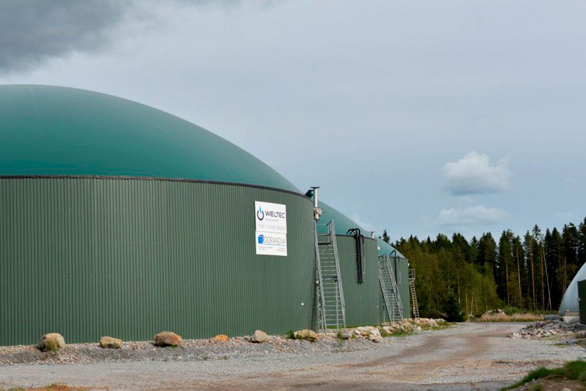 Snellman korvasi öljyn biokaasulla