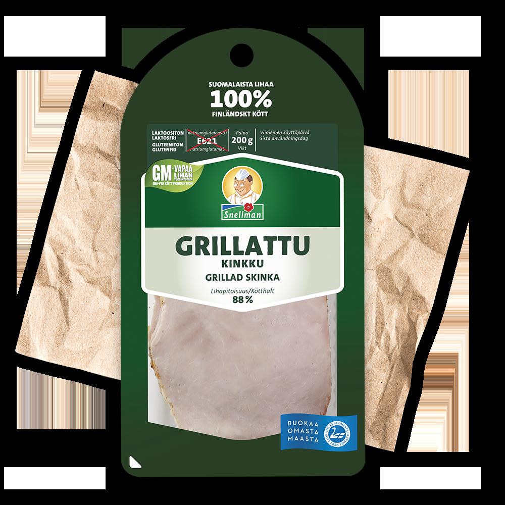 Grillad skinka 1