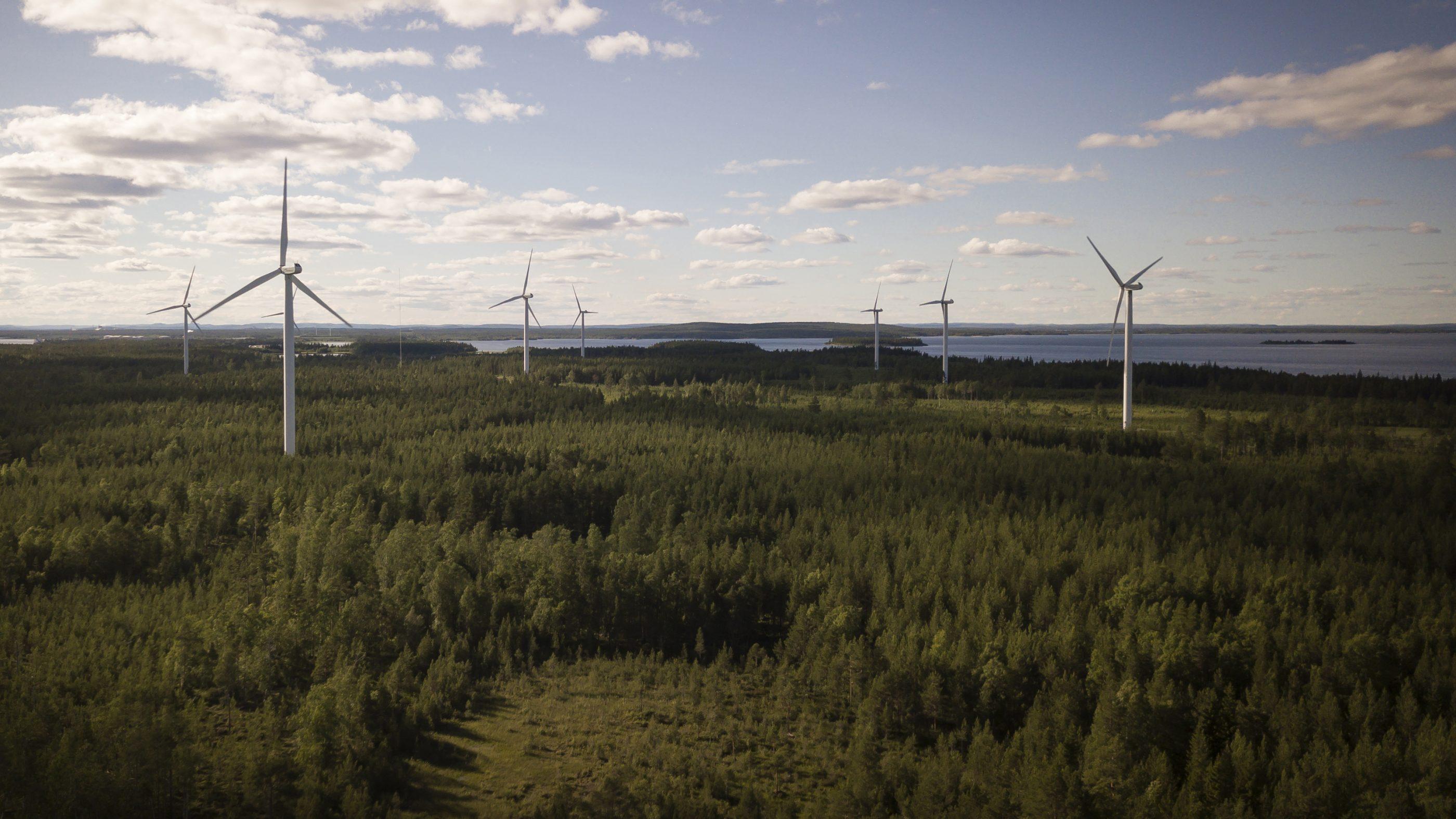 Snellman saavutti tärkeän virstanpylvään: Toimintaa nyt kokonaan uusiutuvien energiamuotojen varassa 2