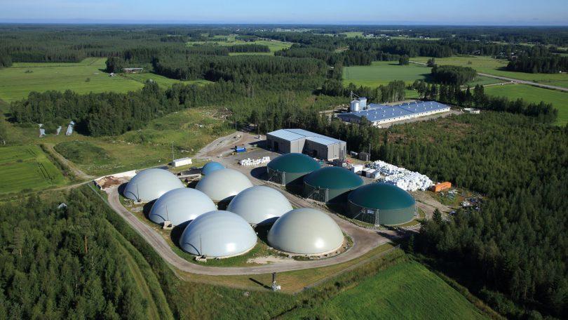 Snellman saavutti tärkeän virstanpylvään: Toimintaa nyt kokonaan uusiutuvien energiamuotojen varassa 3
