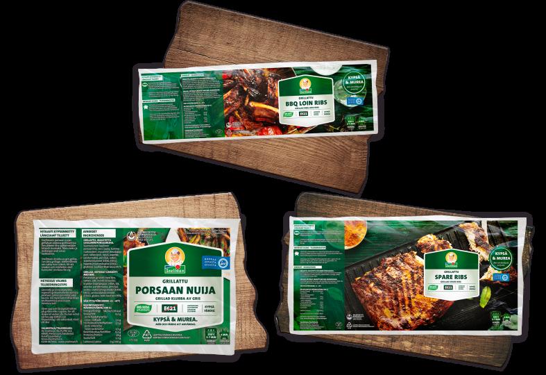 Kevät tuo kauppoihin katuruokaa, klassikkomakkaroita ja kunnon kattauksen kotimaista lihaa – Snellmanin uutuudet ovat täällä! 4