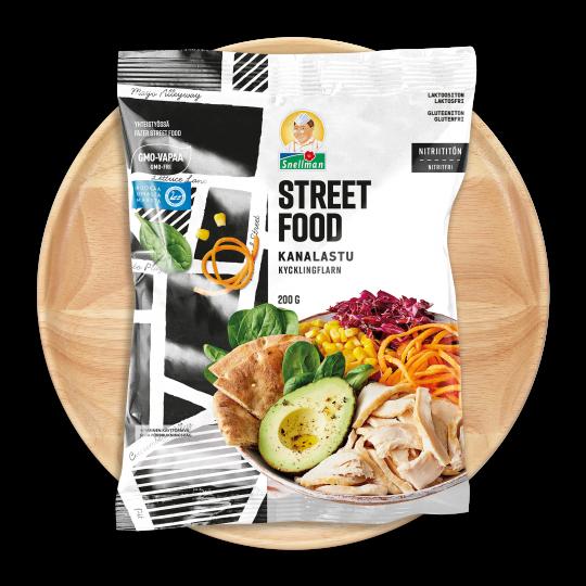 Street Food kycklingflarn 4