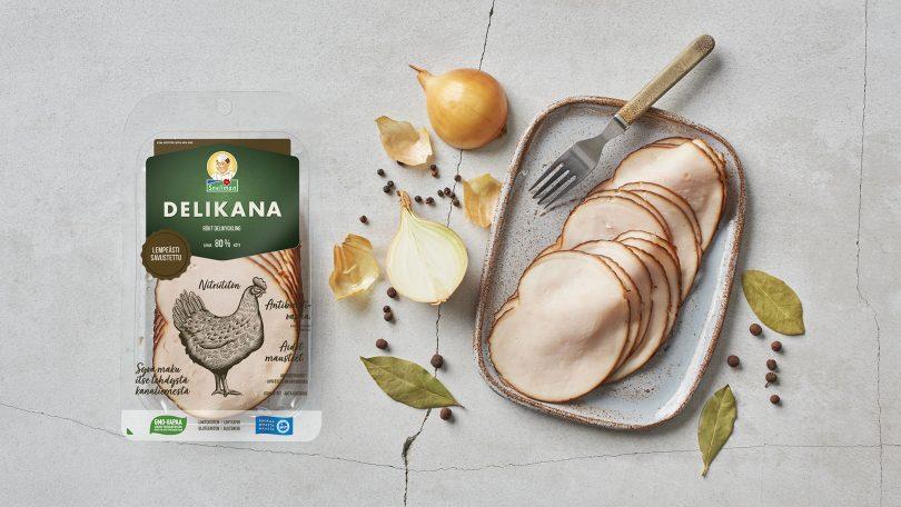 Uusi konsepti tuo kuluttajille luonnollisen maukkaan vaihtoehdon – raikas ja kevyt Delikana tehdään huolella 1