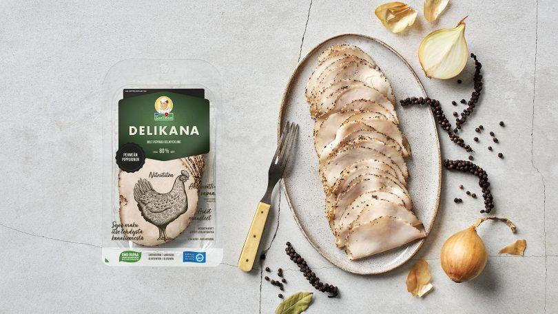 Uusi konsepti tuo kuluttajille luonnollisen maukkaan vaihtoehdon – raikas ja kevyt Delikana tehdään huolella 2