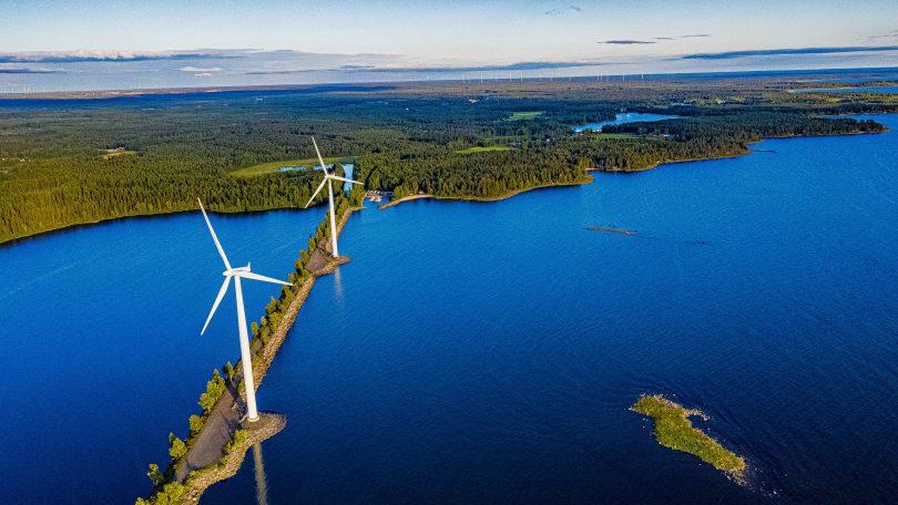 Snellman saavutti tärkeän virstanpylvään: Tehdas Pietarsaaressa siirtyy käyttämään ainoastaan uusiutuvaa energiaa
